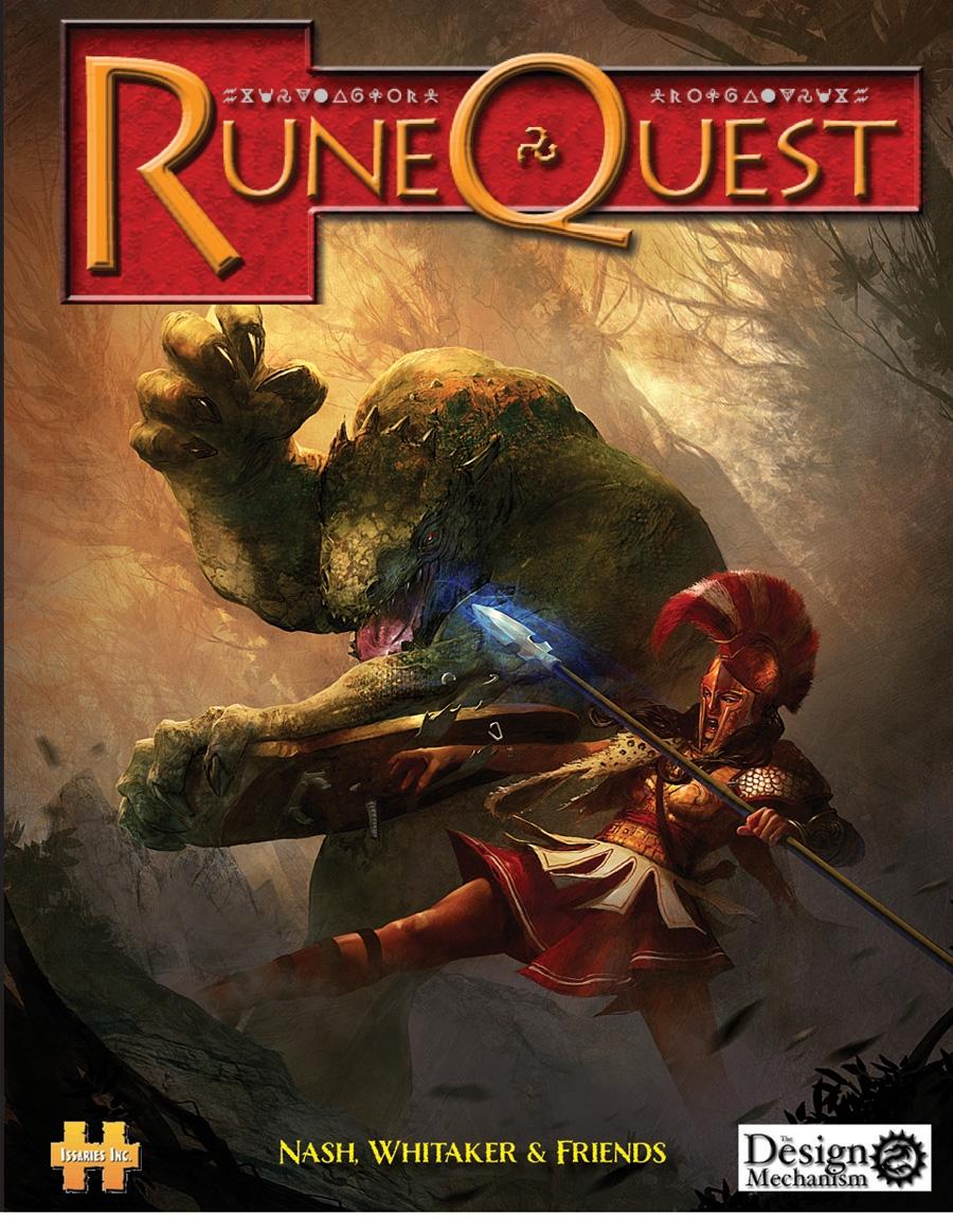 RuneQuest 6