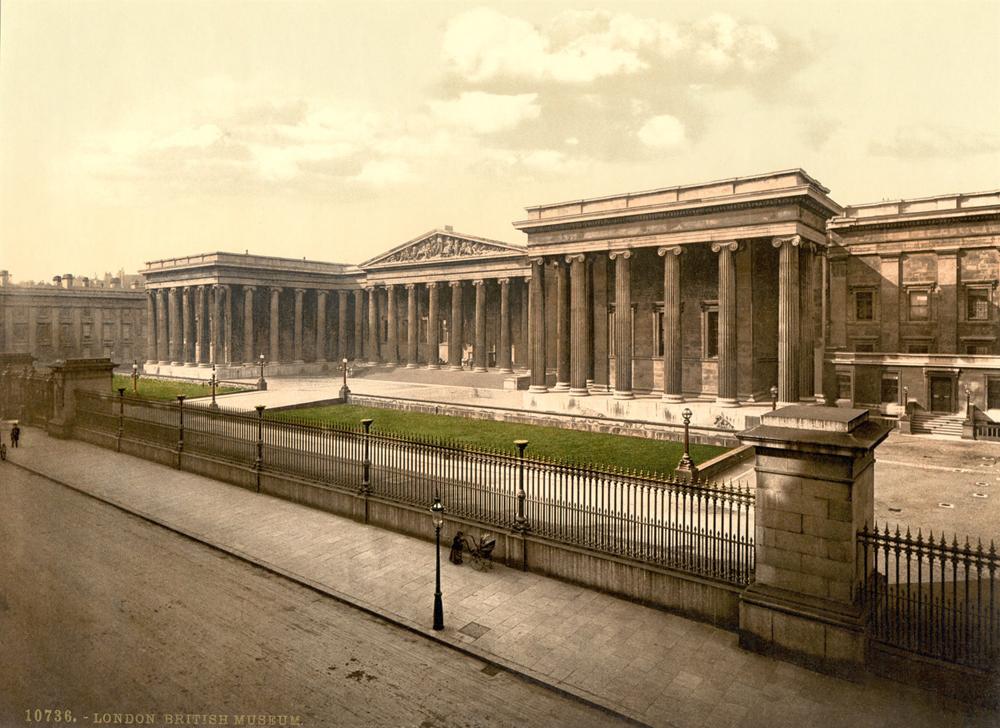 Orrore al British Museum