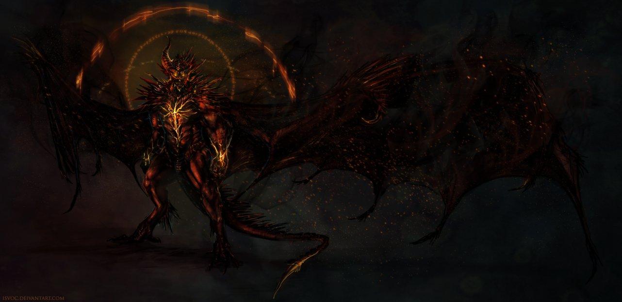 Demoni e Vermi