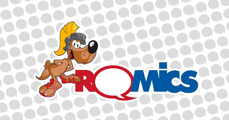 Romics 2017/4 – Roma