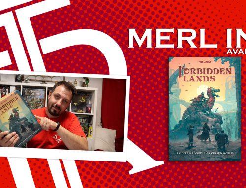 Forbidden Lands – Merl Inn