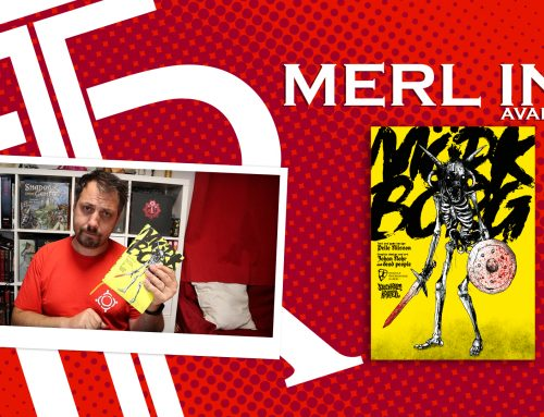 Mork Borg – Merl Inn