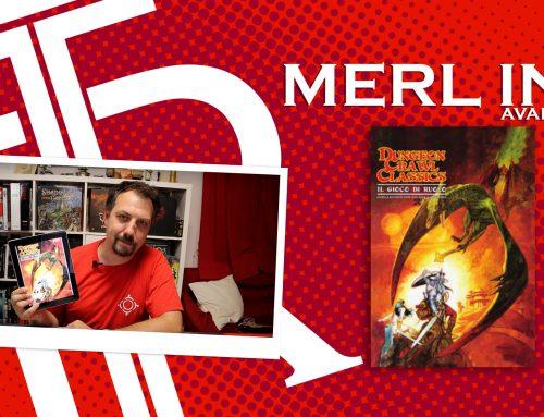 Dungeon Crawl Classics – Merl Inn